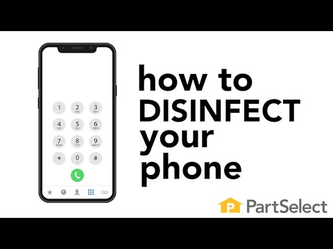 how-to-disinfect-your-phone-or-mobile-device-|-partselect.com