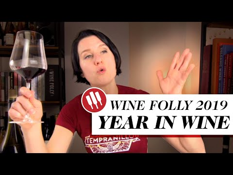 2019: A Year in Wine in Review