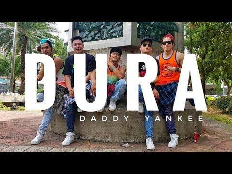 DURA by Daddy Yankee | Zumba | Reggaeton | Kramer Pastrana & Fritz Tibay
