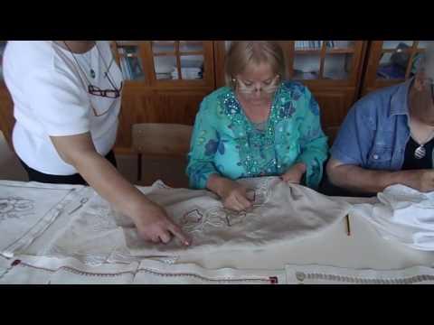 Técnicas de Bordados Pólo Praia do Ribatejo