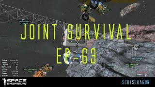 EP-63 Space Engineers, Joint Survival jump ship