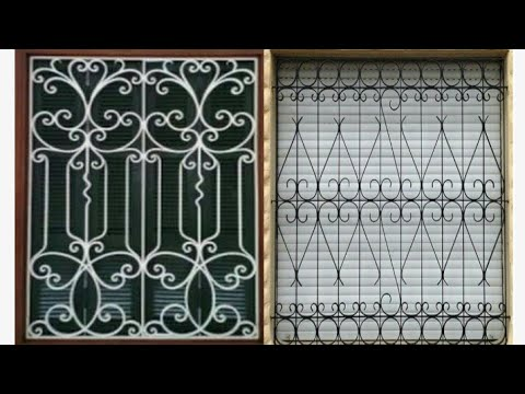 Decorative Window grill designs for modern homes - YouTube on sliding window designs for homes, wood window designs for homes, outdoor window designs for homes, exterior window designs for homes, french window designs for homes, window grill designs kenya, bay window designs for homes, bathroom window designs for homes, window grills catalog, security doors for homes, back doors for homes, decorative windows for homes, spanish window designs for homes,