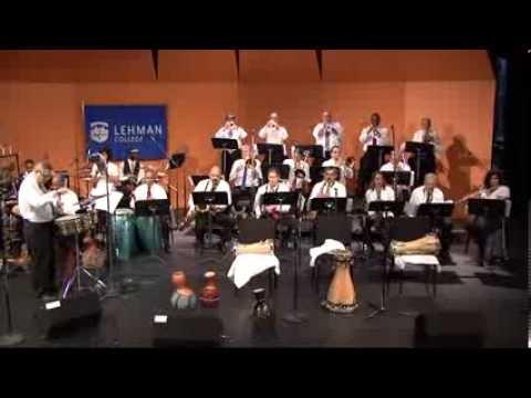 Bronx Conexión Latin-Jazz Big Band LeRoi - YouTube