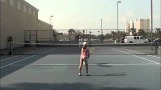 Tennis - a game of perfection