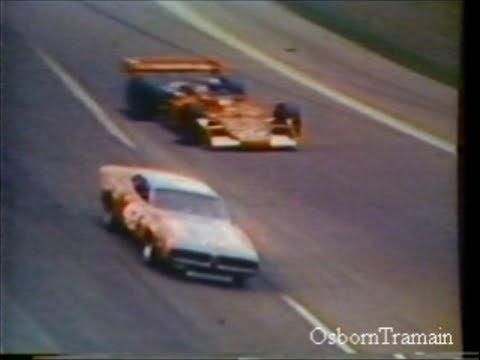 1973 STP Commercial  -  Richard Petty, Gordon Johncock & Andy Granatelli Featured