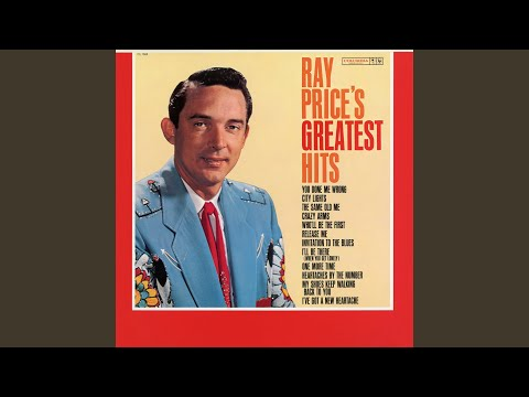ray price the same old me
