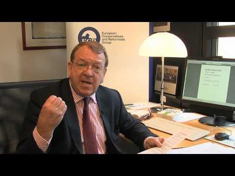 The Global Wind Farm Scam - Struan Stevenson MEP [VIDEO]
