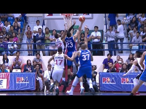 Fuller forces OT | PBA Governors' Cup 2018