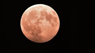 LIVE from NASA - Super blue blood moon lunar eclipse