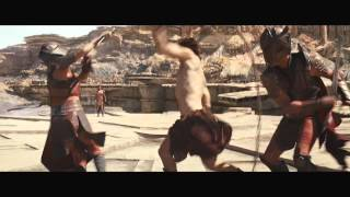 Джон Картер - О съёмках №2 (дублированный) 1080p