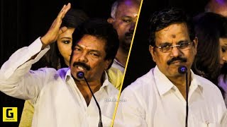 Jaguar Thangam & Kalaipuli Thanu speech