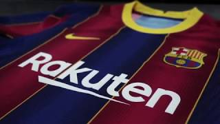 The 2020/21 barcelona home top is a celebration of one greatest barca sides all time. decade later, we still remember 2010/11 team as kin...
