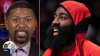 Jalen Rose loves James Harden's new 'lethal' step-back move | Jalen & Jacoby