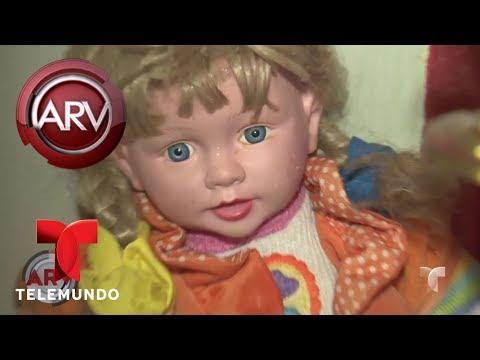 Muñeca diabólica en Perú causa terror | Al Rojo Vivo | Telemundo