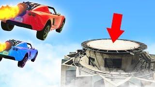 WORLD'S HARDEST ROCKET FLYING CHALLENGE! (GTA 5 Funny Moments)