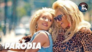 Pretty Girls - Britney Spears, Iggy Azalea (Paródia/Redublagem)