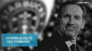 Strategi manajemen dari CEO Starbucks Howard Schultz