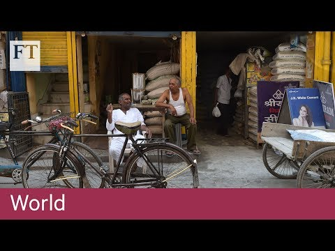 Small business and India's new sales tax | World