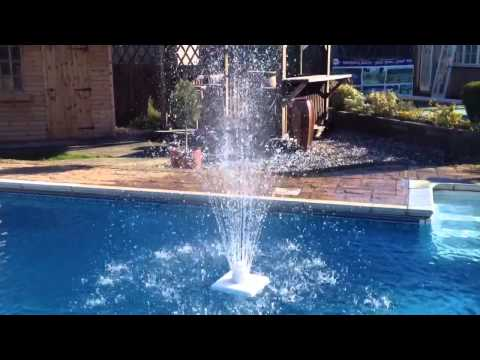 3-Tier Floating Swimming Pool Fountain