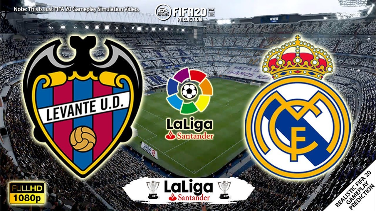 levante vs real madrid prediction