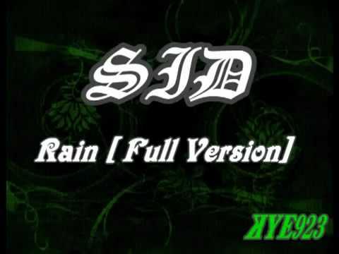 SID Rain Piano