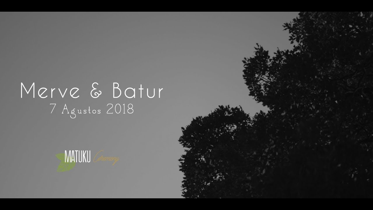 Merve & Batur Wedding Party // Uzun Versiyon