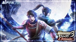 Warriors Orochi 3 Ultimate 【PS4】 - Opening