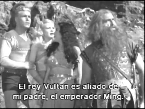 Flash Gordon (serial 1936) La invasión de Mongo (cap 5 de 13) sub. español