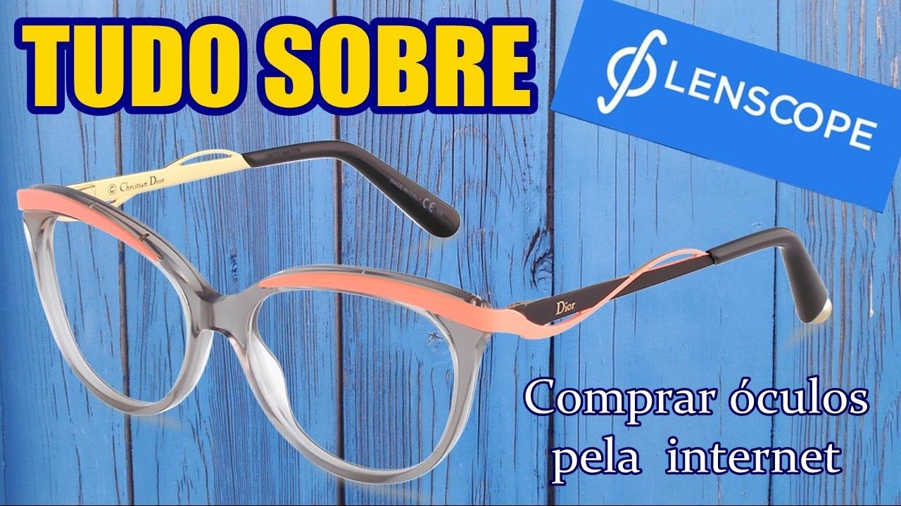 Óculos de grau  TUDO SOBRE A LENSCOPE (lentes mais finas compradas ... 89858149ff