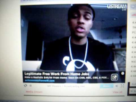 LIVE CHAT W/ BOW WOW:D(L)