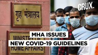 After the surge in covid-19 cases, ministry of home affairs has released new guidelines that will be implemented from december 1 till end month.
