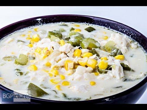 Healthy Eating Recipe Corn & Crab Chowder