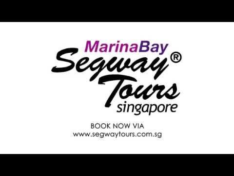 Marina Bay Segway Tours | Singapore
