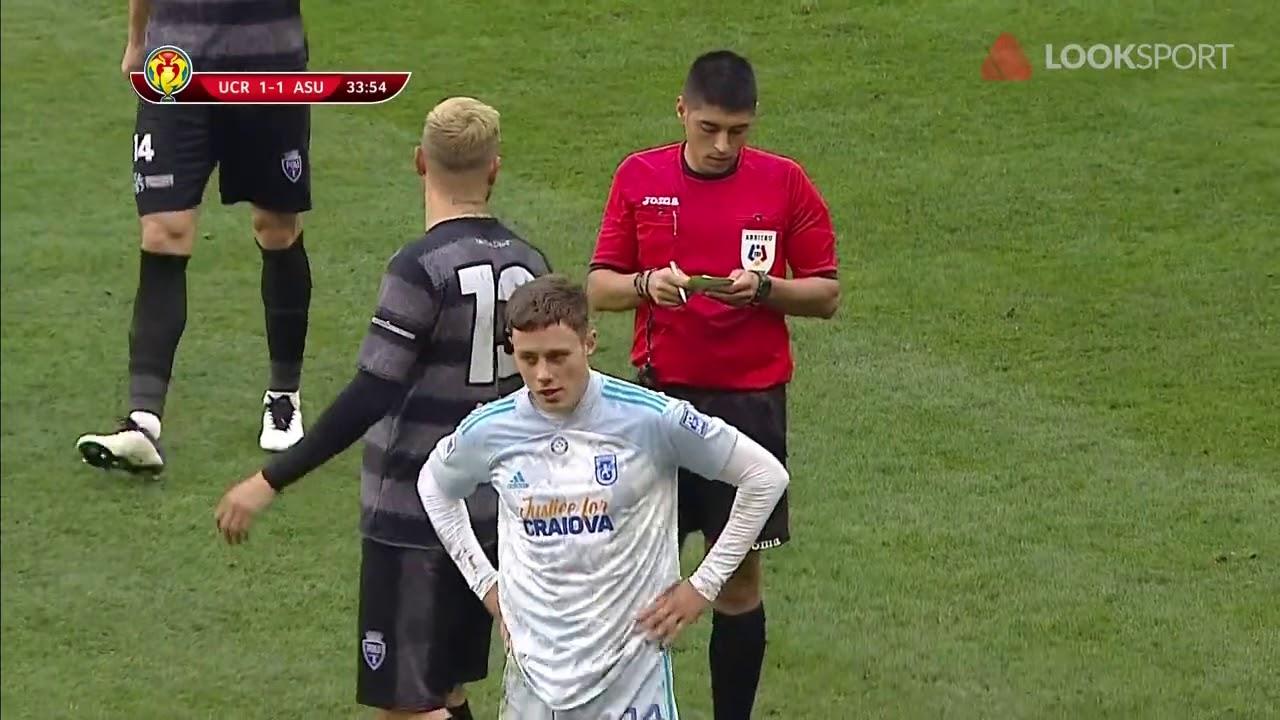 REZUMAT Cupa României: FC U Craiova – ASU Poli Timişoara 1-3