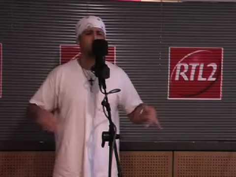 Nublues -  Mississippi Rising performed on  RTL2 French Radio