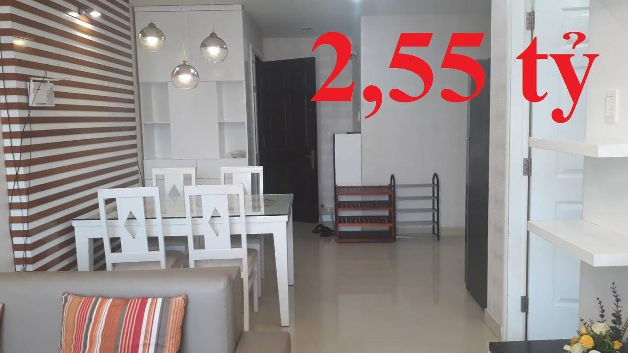Bán căn hộ Harmona Quận Tân Bình, 2 phòng ngủ view Quận 1