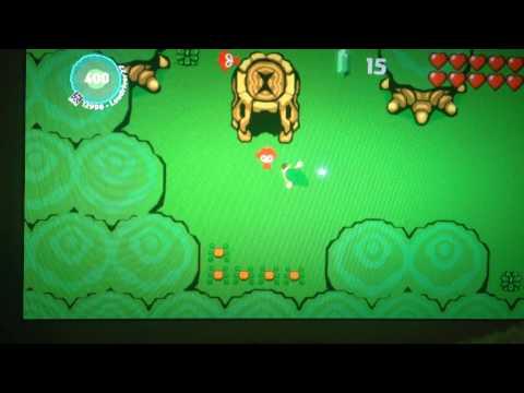The Legend of Zelda: Survival Forest (Little Big Planet Vita level)
