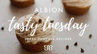 3 Delicious Pumpkin Recipes | Tasty Tuesday