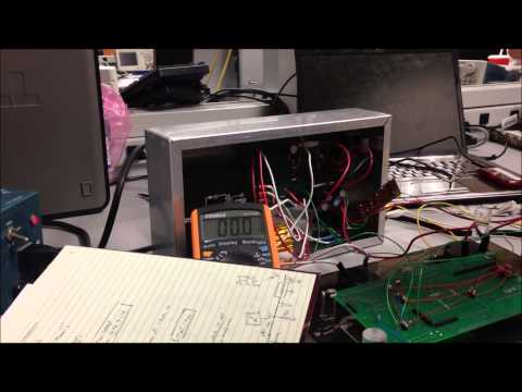 Buck Converter, Ryan Blanchard, Emanuel Manco, Univeristy of Florida EE Senior Design