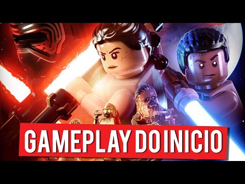 LEGO Star Wars O Despertar da Força / The Force Awakens | Gameplay do Início