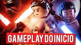 LEGO Star Wars O Despertar da Força / The Force Awakens | Gameplay do Início