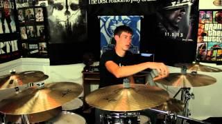 Zildjian ZHT Cymbals - Sound Test/Review/Demo