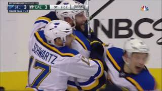 All Overtime Goals From The 2016 NHL Playoffs In Order