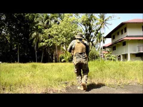 Airsoft - Fort Sherman Panamá
