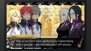 Conception II: Children of the Seven Stars - Classmanting 2 [3DS]