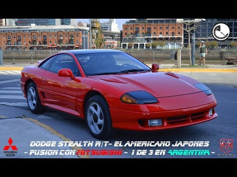 DODGE STEALTH R/T TWIN TURBO - EL AMERICANO JAPONES