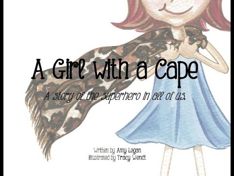 A Girl With A Cape Book Trailer - Delaney (Hickory Creek Middle School)