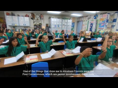 Abraham Lincoln Traditional School - WESD's School of Choice