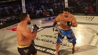 Pride Veteran Paulo Filho fights in Kuwait and wins