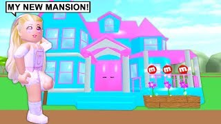 I Bought The Biggest Mansion In Meep City! (Roblox)